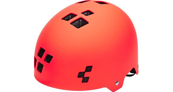 Cube Dirt helm Kinderen rood